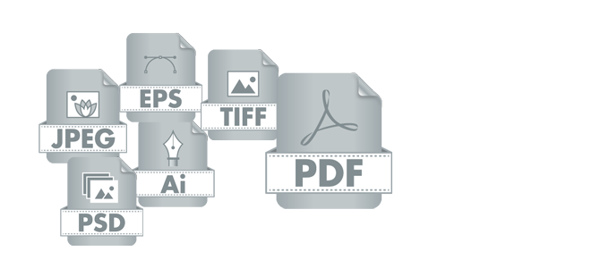 File Formats Marquee
